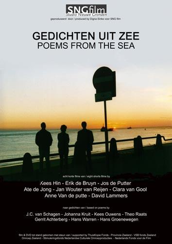 DVD Gedichten uit Zee
