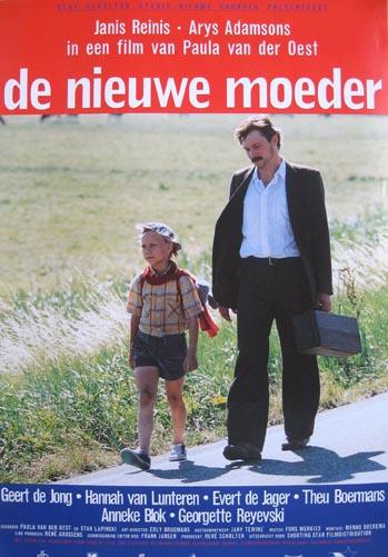 DVD De nieuwe moeder