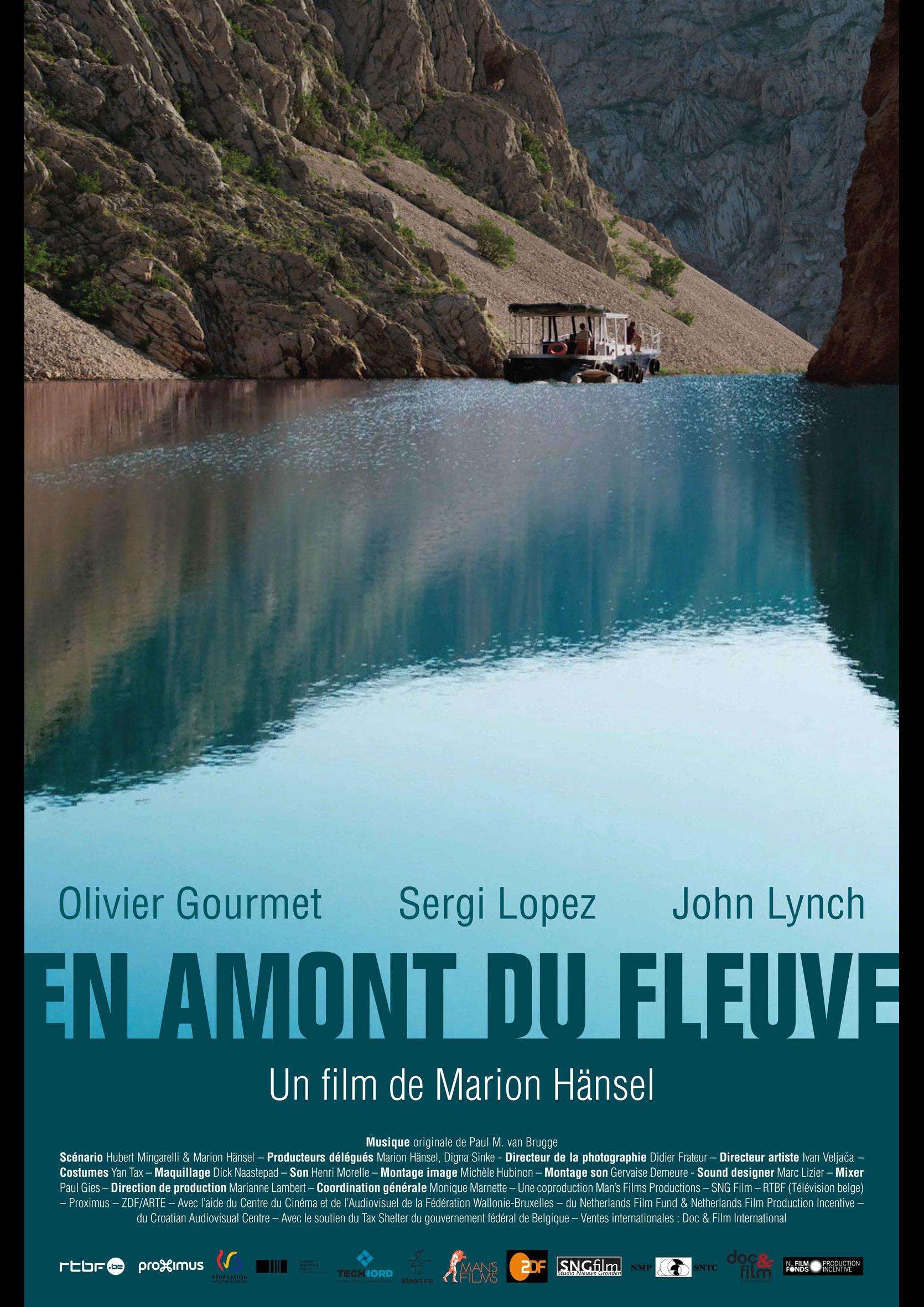 AMONT DU FLEUVE poster