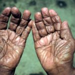 Wavumba_Masoud's hands, photo by Jeroen van Velzen