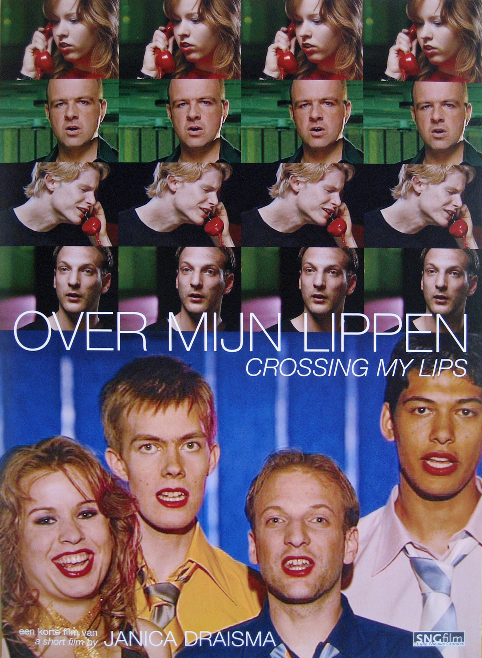 DVD Over mijn lippen